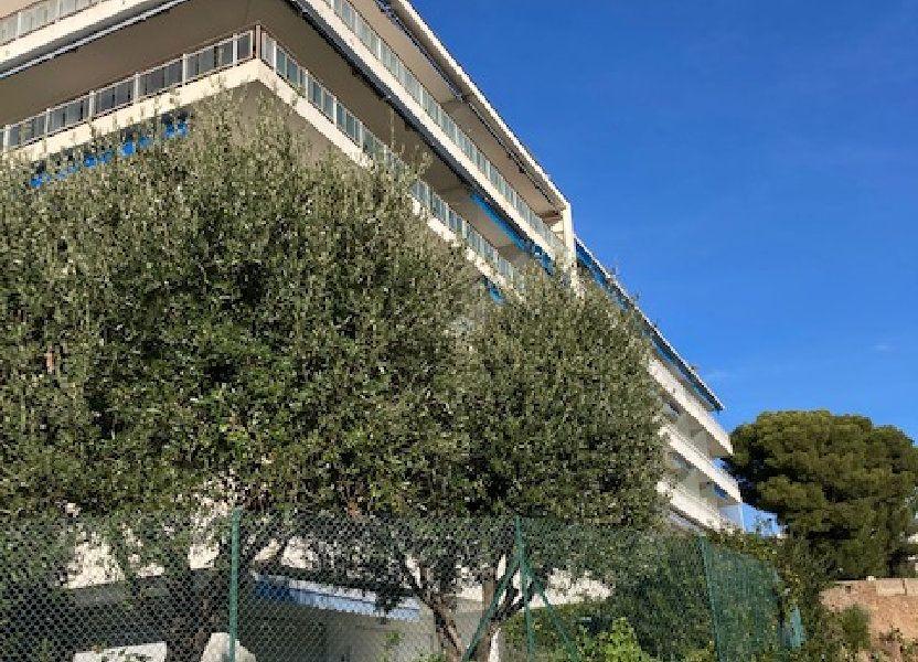 Appartement à vendre 63m2 à Cannes