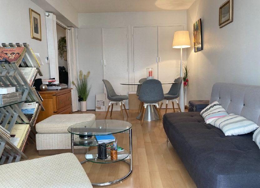 Appartement à vendre 51.56m2 à Cannes