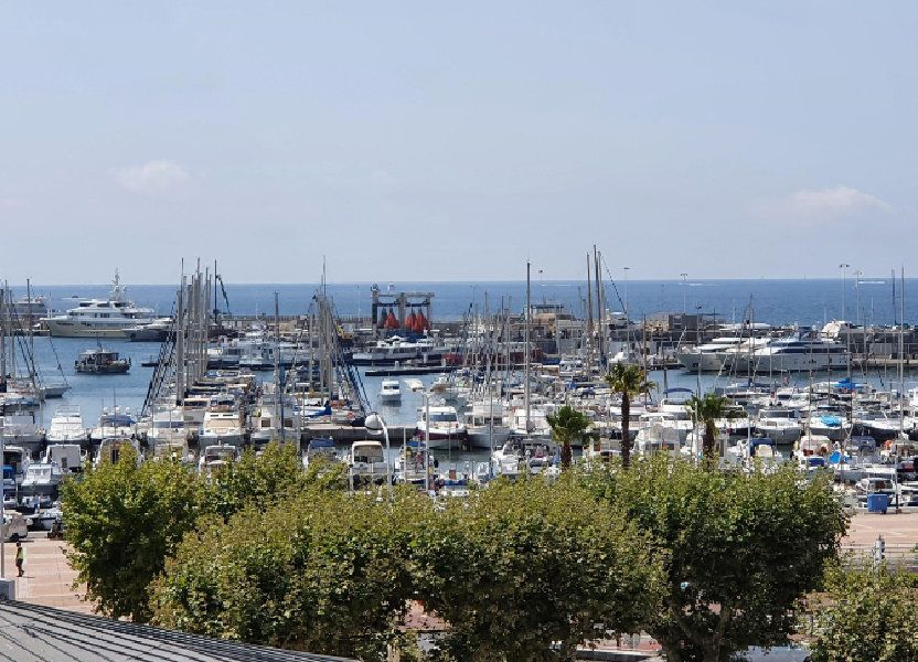 Appartement à vendre 109m2 à Cannes