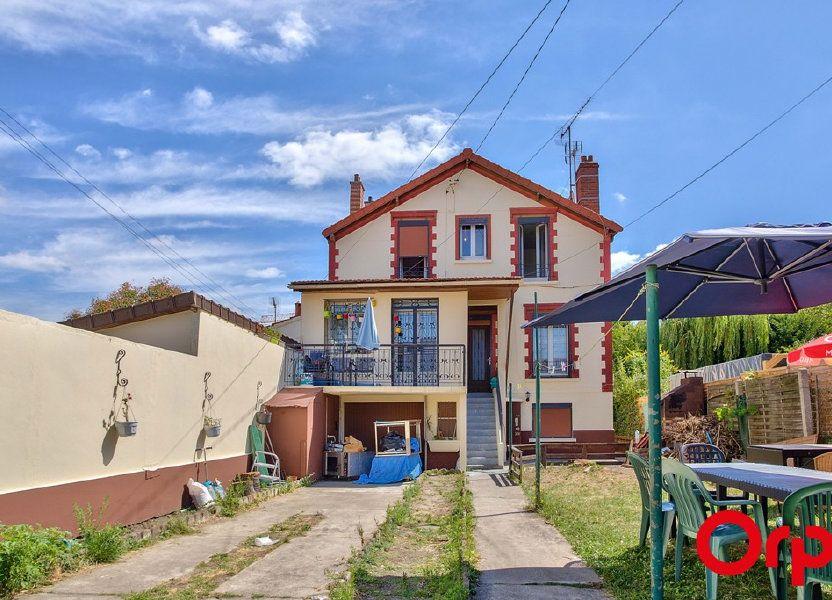 Maison à vendre 207m2 à Le Blanc-Mesnil