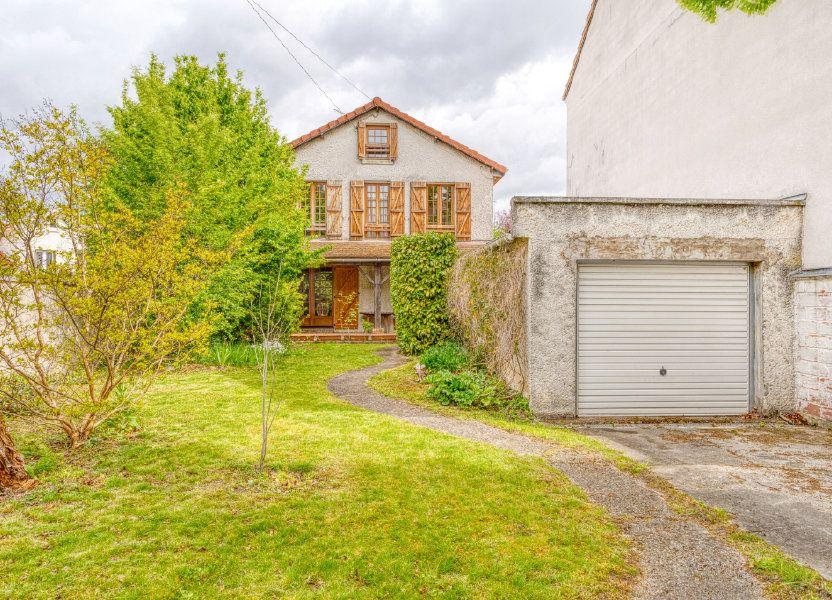 Maison à vendre 94m2 à Livry-Gargan