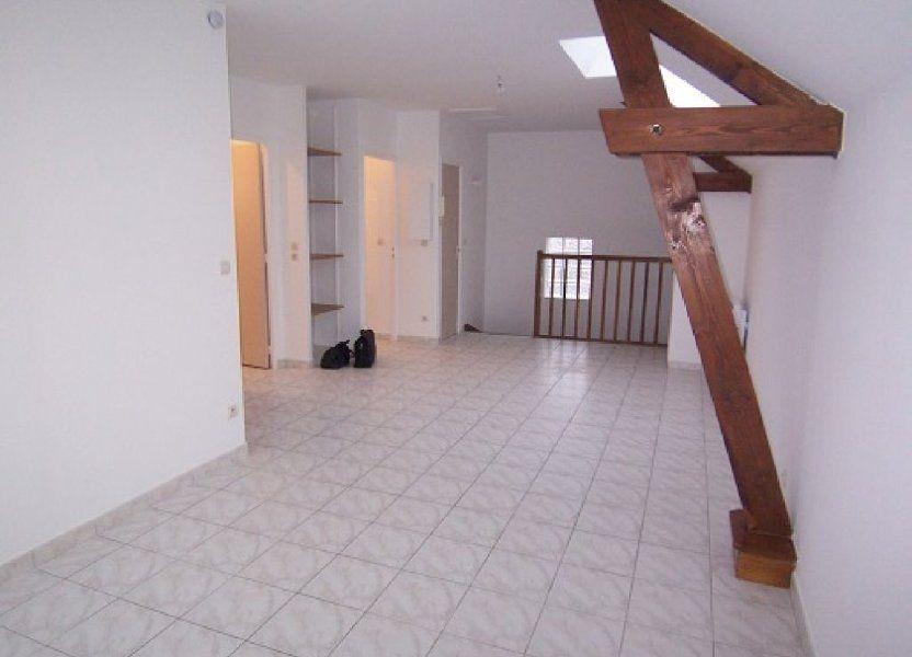 Appartement à louer 48m2 à Reims