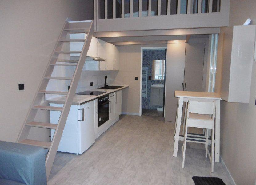Appartement à louer 17.92m2 à Reims