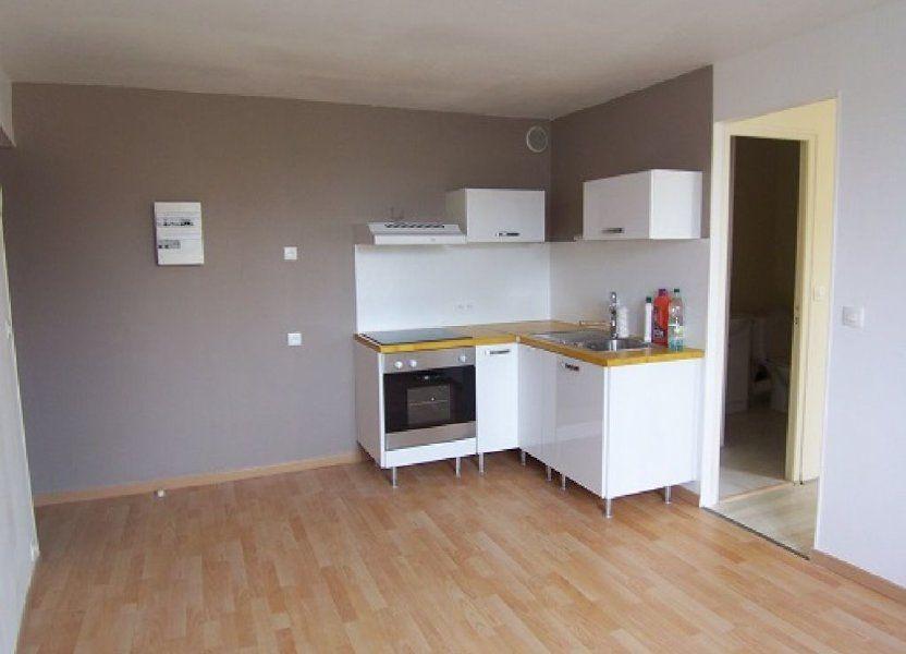 Appartement à louer 27.07m2 à Reims