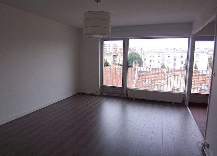 Appartement à louer 33m2 à Reims