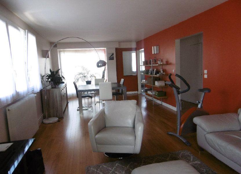 Appartement à louer 86.47m2 à Reims