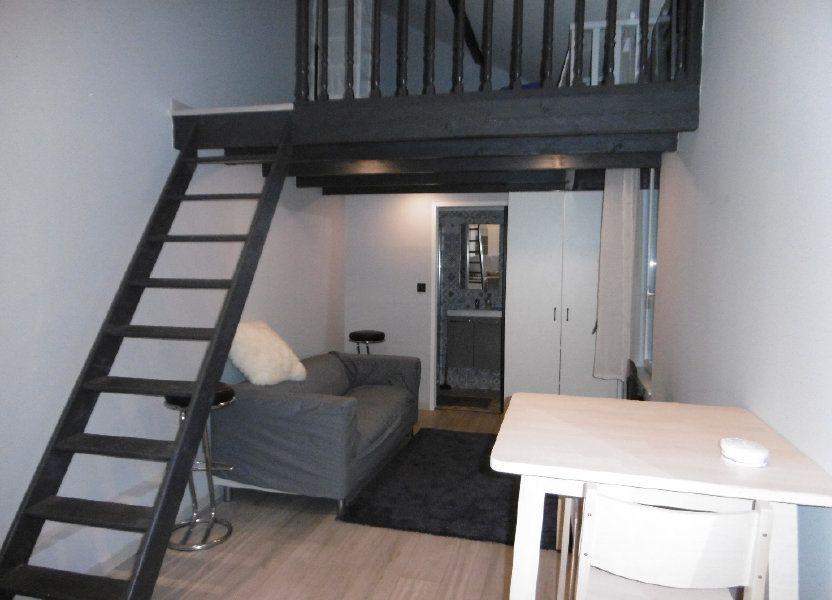 Appartement à louer 21.69m2 à Reims