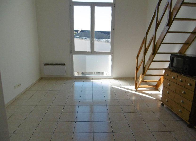 Appartement à louer 34.76m2 à Reims