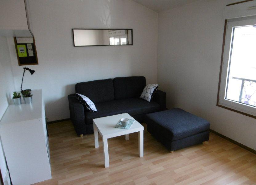 Appartement à louer 21.4m2 à Reims