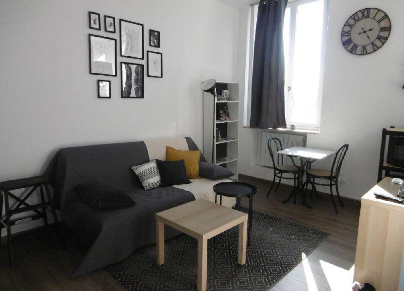 Appartement à louer 20.85m2 à Reims