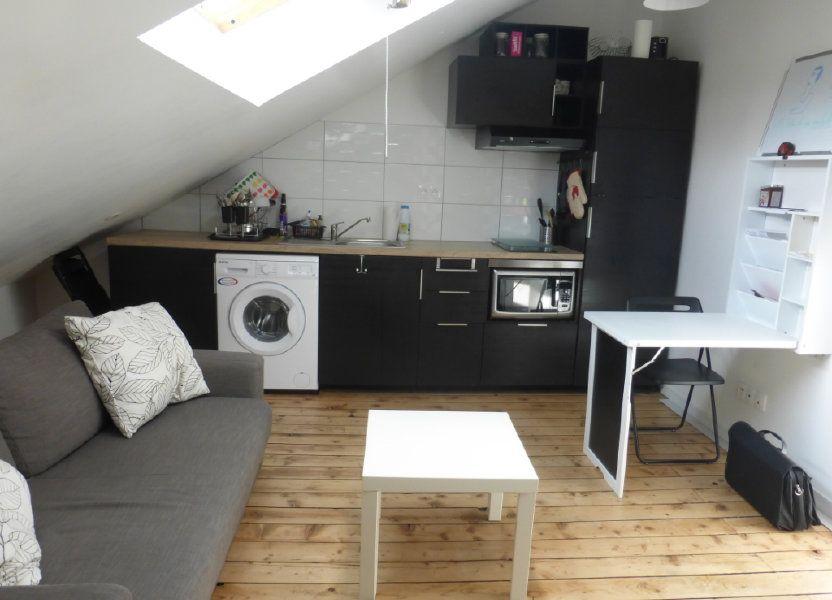 Appartement à louer 13.39m2 à Reims