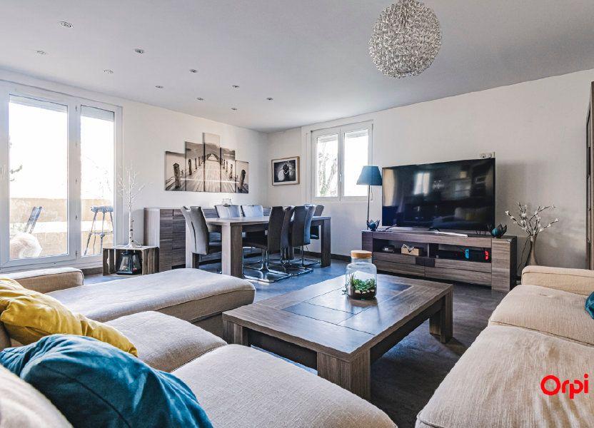 Appartement à vendre 109.64m2 à Reims