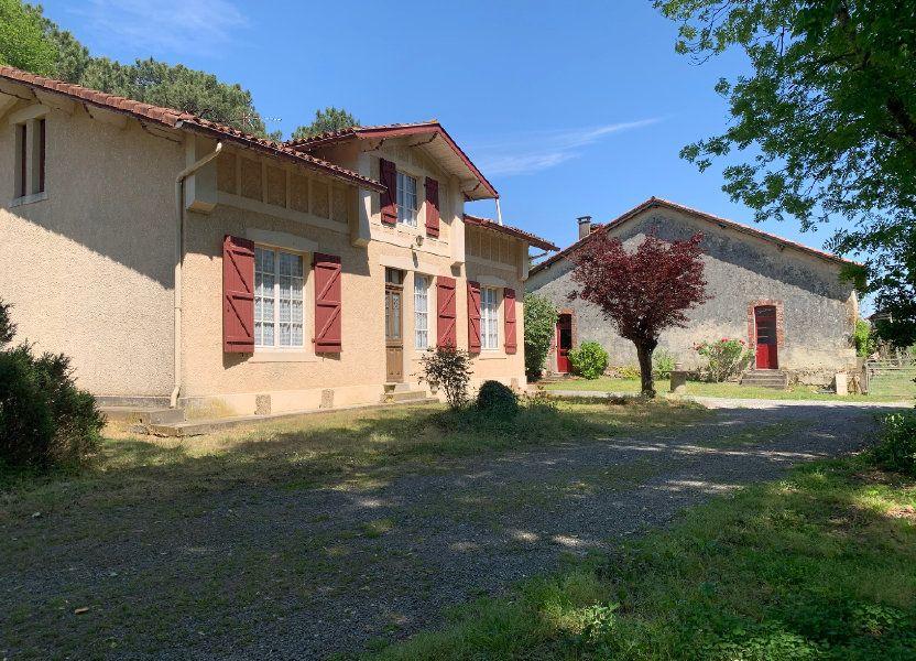 Maison à vendre 122.25m2 à Saugnac-et-Cambran