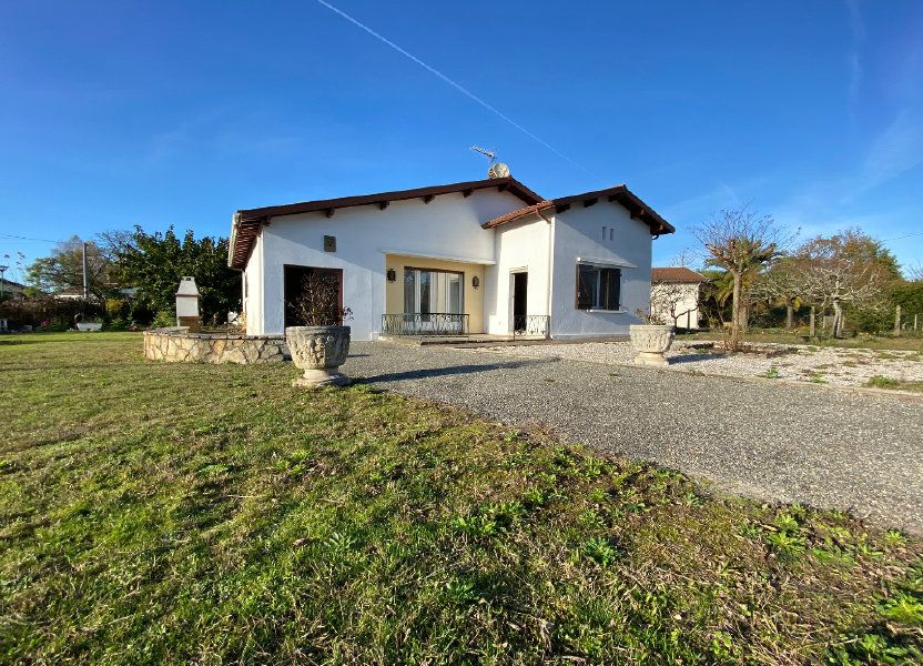 Maison à vendre 118m2 à Saint-Vincent-de-Tyrosse