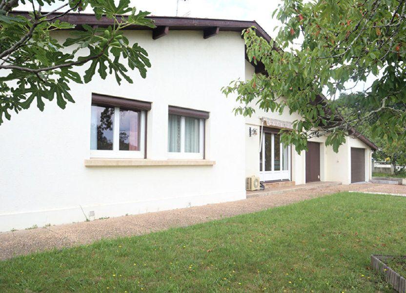 Maison à vendre 113m2 à Saint-Paul-lès-Dax