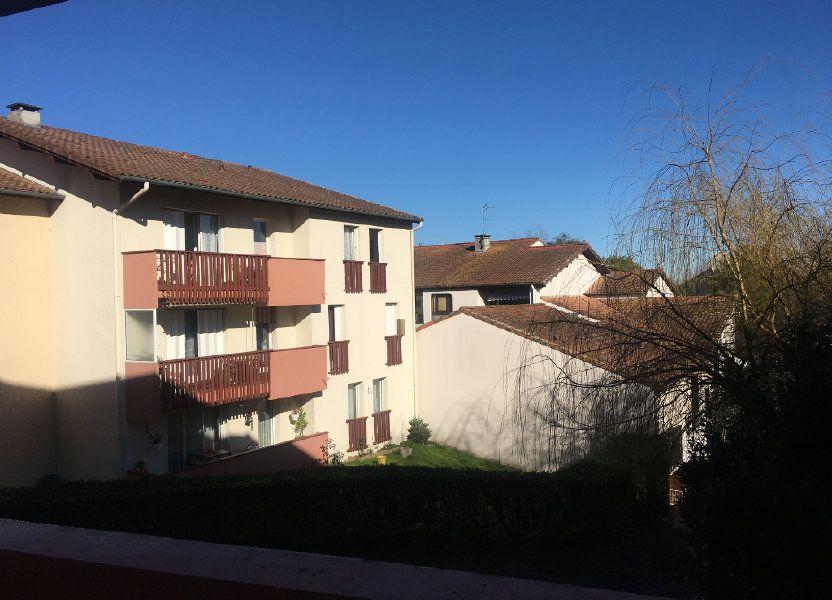 Appartement à louer 39.55m2 à Dax