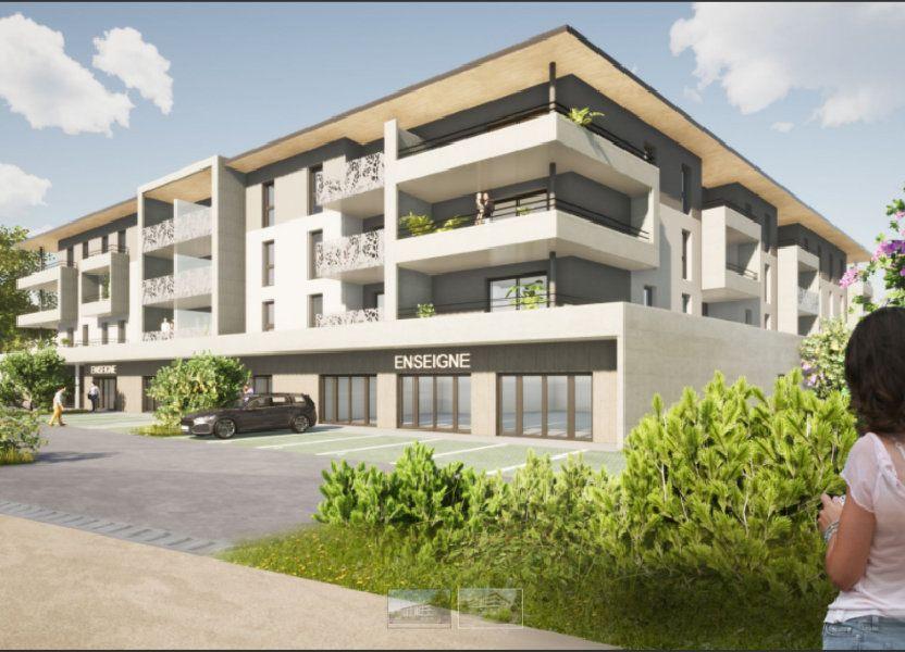Appartement à vendre 42.57m2 à Saint-Paul-lès-Dax