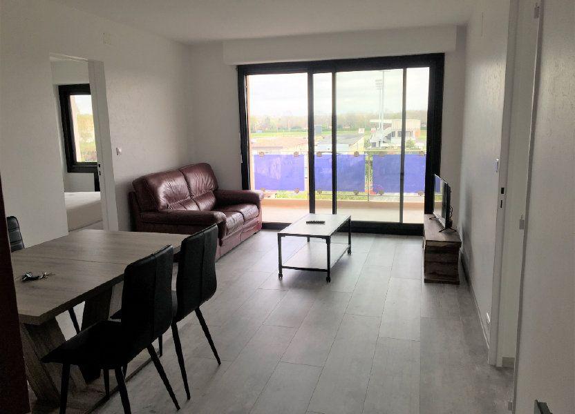 Appartement à louer 55.01m2 à Dax