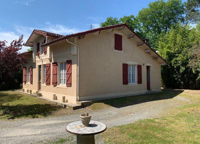 Maison à vendre 122m2 à Saugnac-et-Cambran