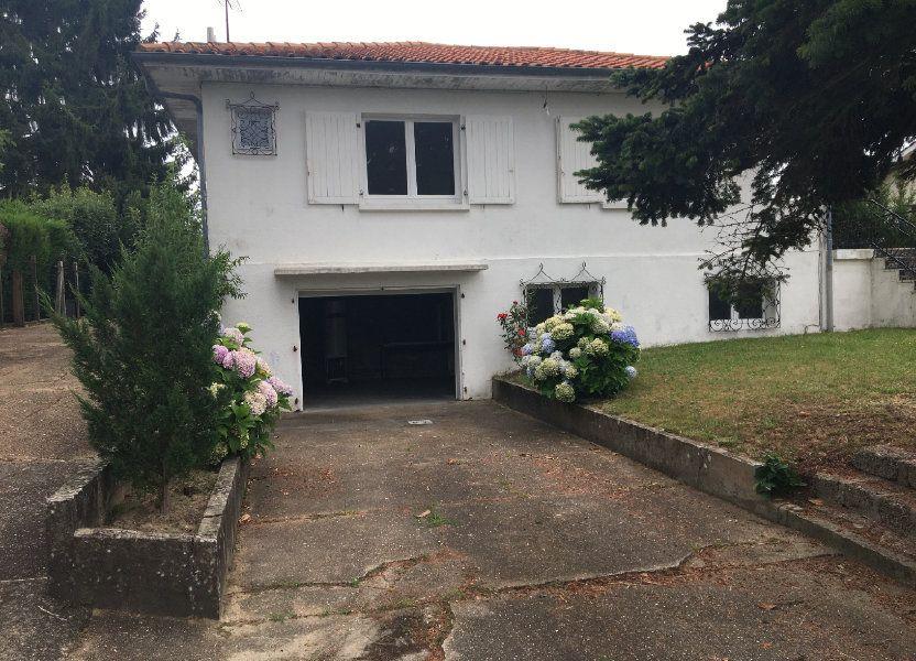 Maison à louer 62m2 à Seyresse