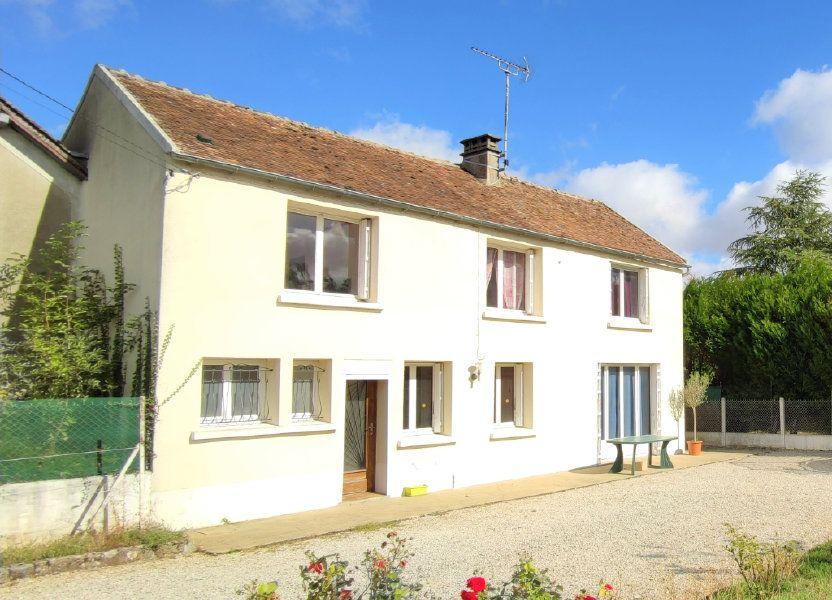 Maison à vendre 120m2 à Château-Landon
