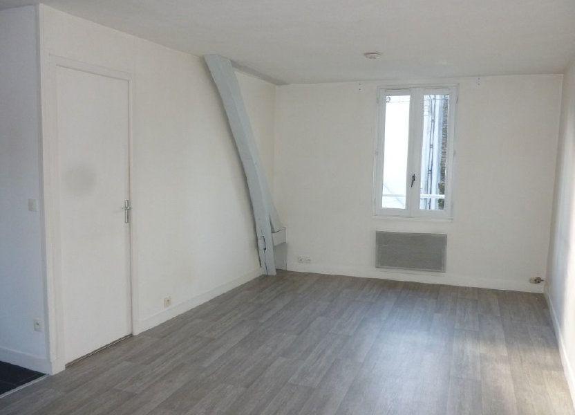 Appartement à louer 37.46m2 à Nemours