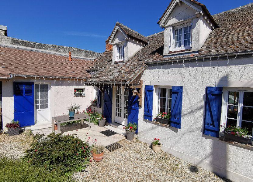 Maison à vendre 238m2 à Saint-Pierre-lès-Nemours
