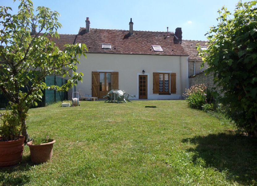 Maison à vendre 100m2 à Chevrainvilliers
