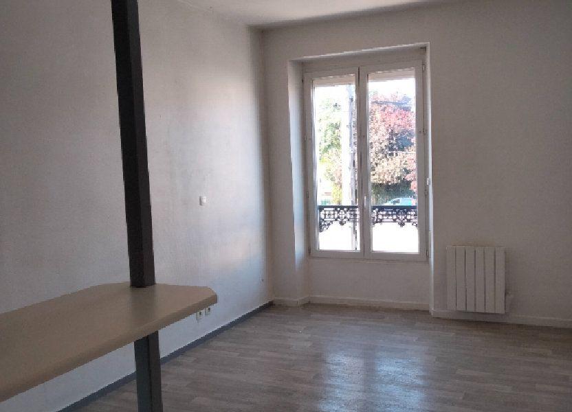 Appartement à louer 21.97m2 à Nemours