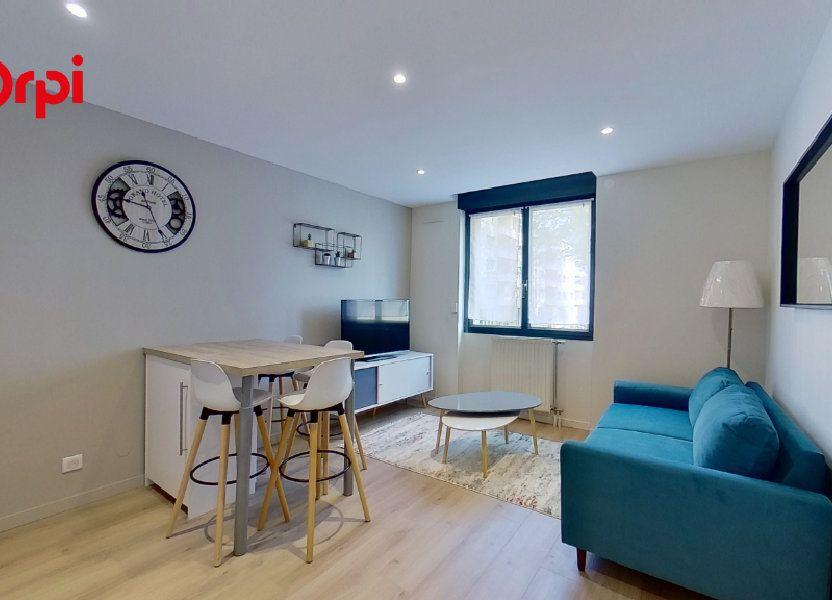 Appartement à louer 31m2 à Lyon 3