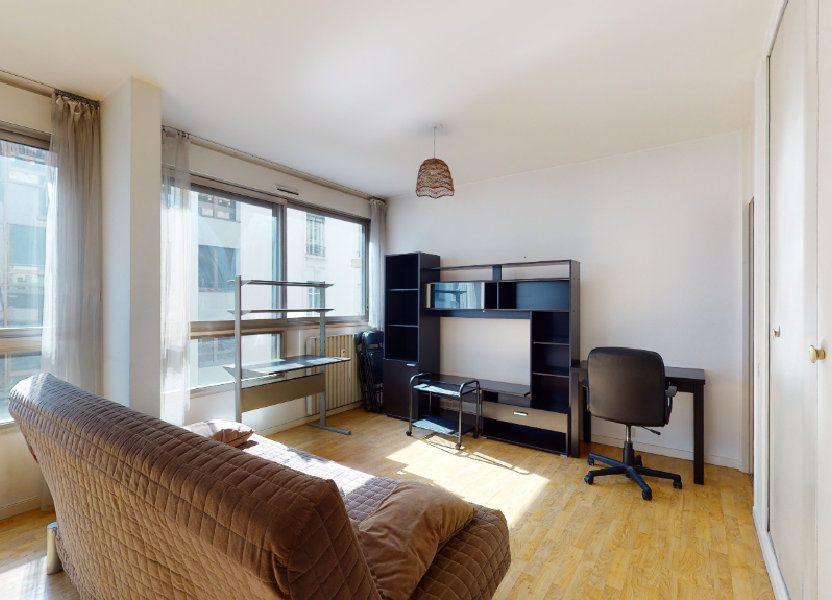Appartement à louer 32.87m2 à Lyon 6