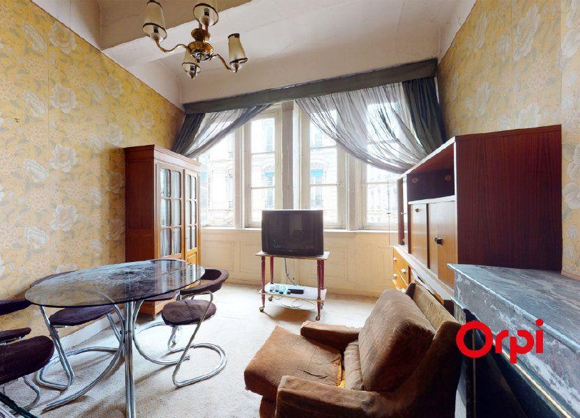 Appartement à vendre 51.89m2 à Lyon 1