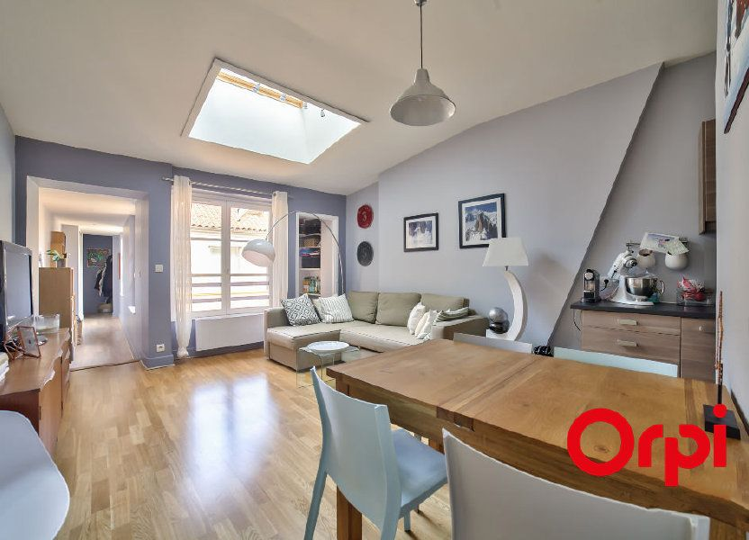 Appartement à louer 54m2 à Lyon 2