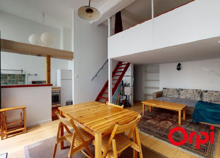 Appartement à louer 32m2 à Lyon 1
