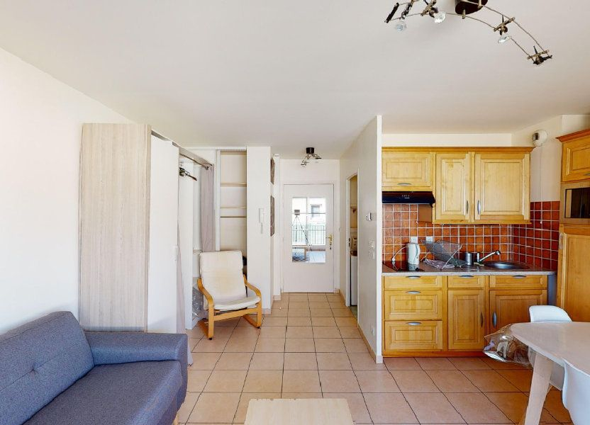 Appartement à louer 26m2 à Vaulx-en-Velin