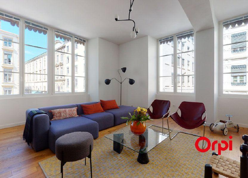 Appartement à vendre 140.15m2 à Lyon 1