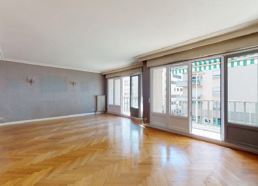 Appartement à vendre 118.51m2 à Lyon 6