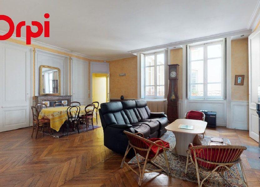 Appartement à louer 128.15m2 à Lyon 1