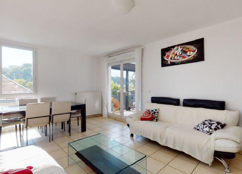 Appartement à louer 66.07m2 à Lyon 9