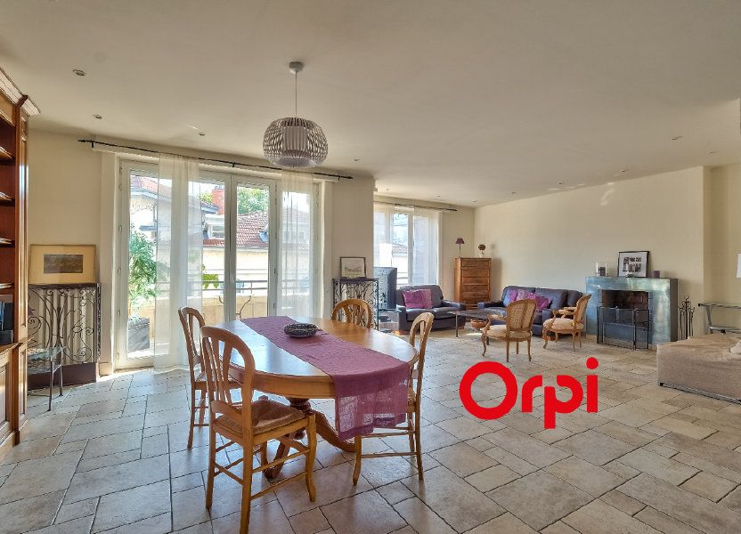 Appartement à vendre 101m2 à Lyon 6