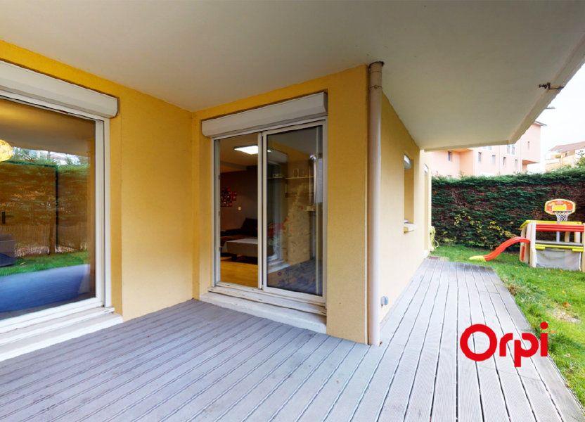 Appartement à vendre 63m2 à Tassin-la-Demi-Lune