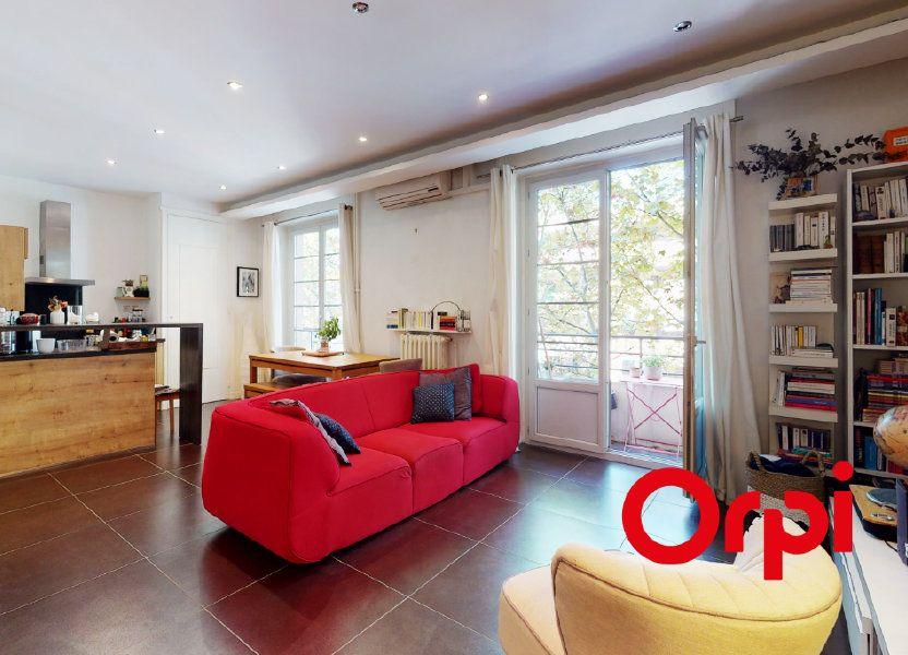 Appartement à vendre 54.05m2 à Lyon 6