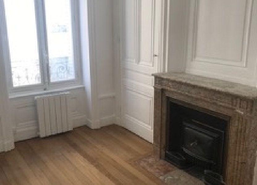 Appartement à vendre 67m2 à Lyon 3