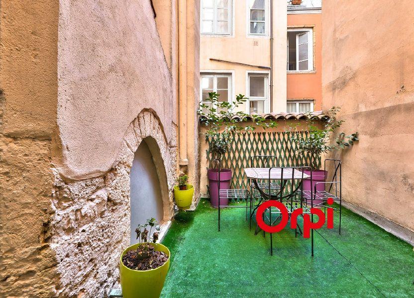 Appartement à vendre 38.73m2 à Lyon 1