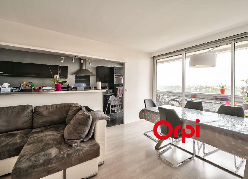 Appartement à vendre 73m2 à Lyon 9