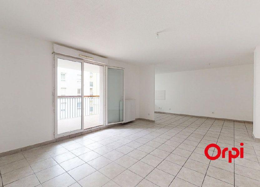 Appartement à louer 78m2 à Vaulx-en-Velin