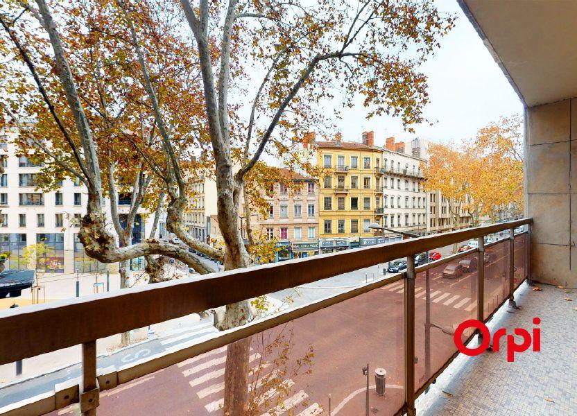 Appartement à vendre 82.85m2 à Lyon 3