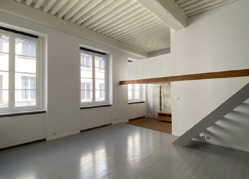 Appartement à vendre 53m2 à Lyon 4