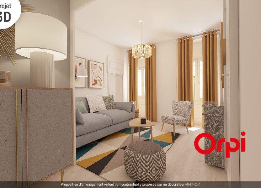Appartement à vendre 64.33m2 à Lyon 6