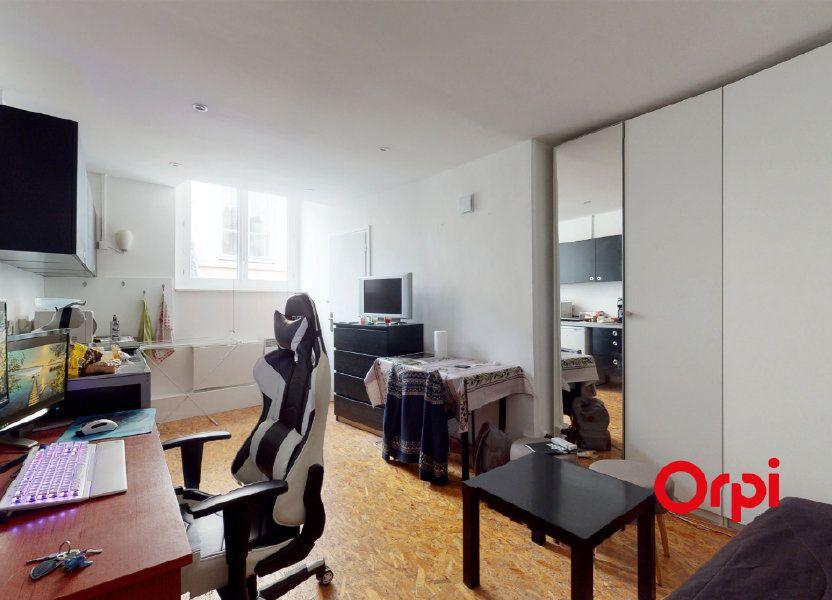 Appartement à vendre 19.53m2 à Lyon 1
